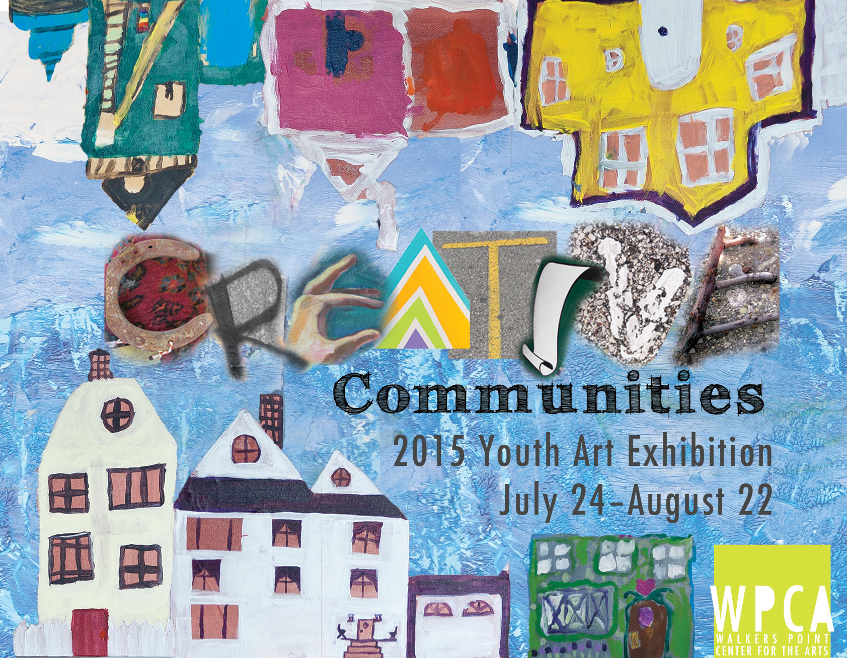 Creative Communities – 2015 Youth Art Exhibition