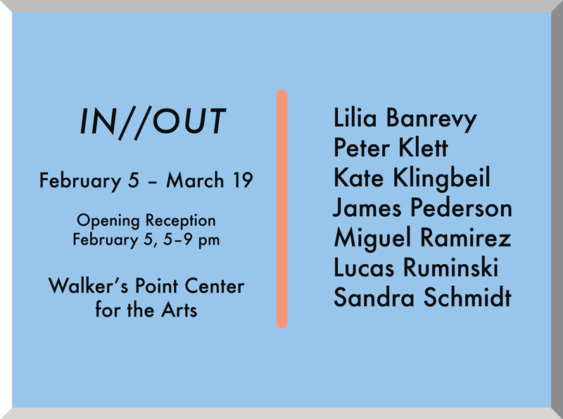 Past Exhibition: IN//OUT