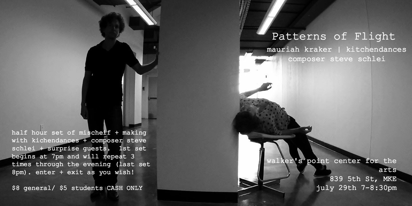 Patterns Of Flight – Performance Art Event