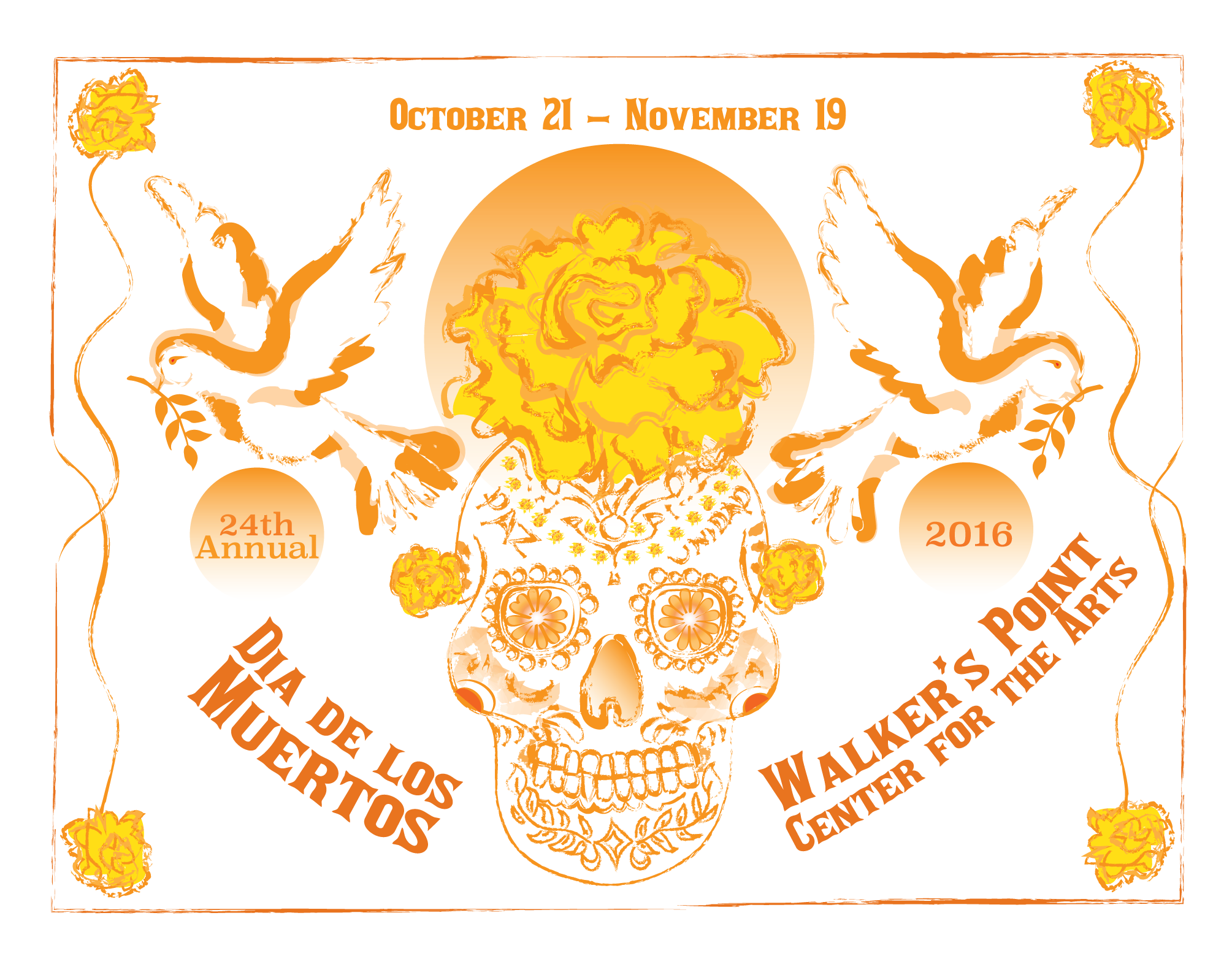 24th Annual Dia De Los Muertos Exhibition