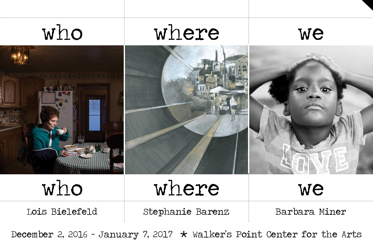 Exhibition: Who Where We