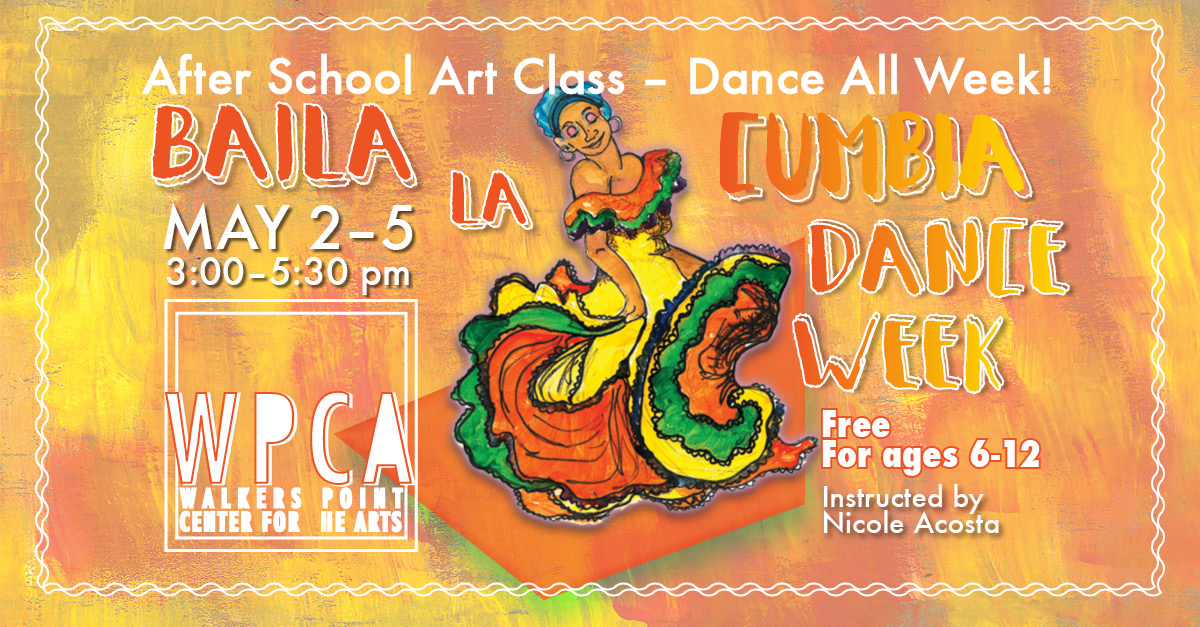 After School Art Class – LATIN DANCE