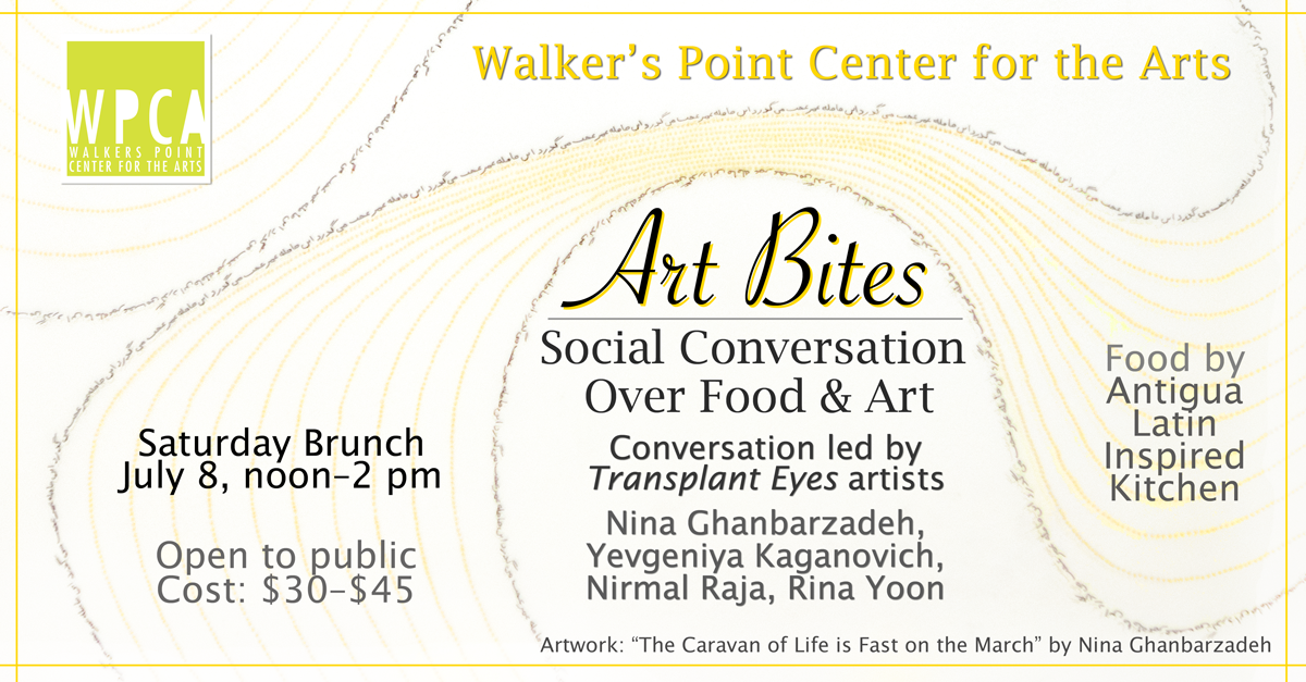 Art Bites – Social Conversation Over Food And Art