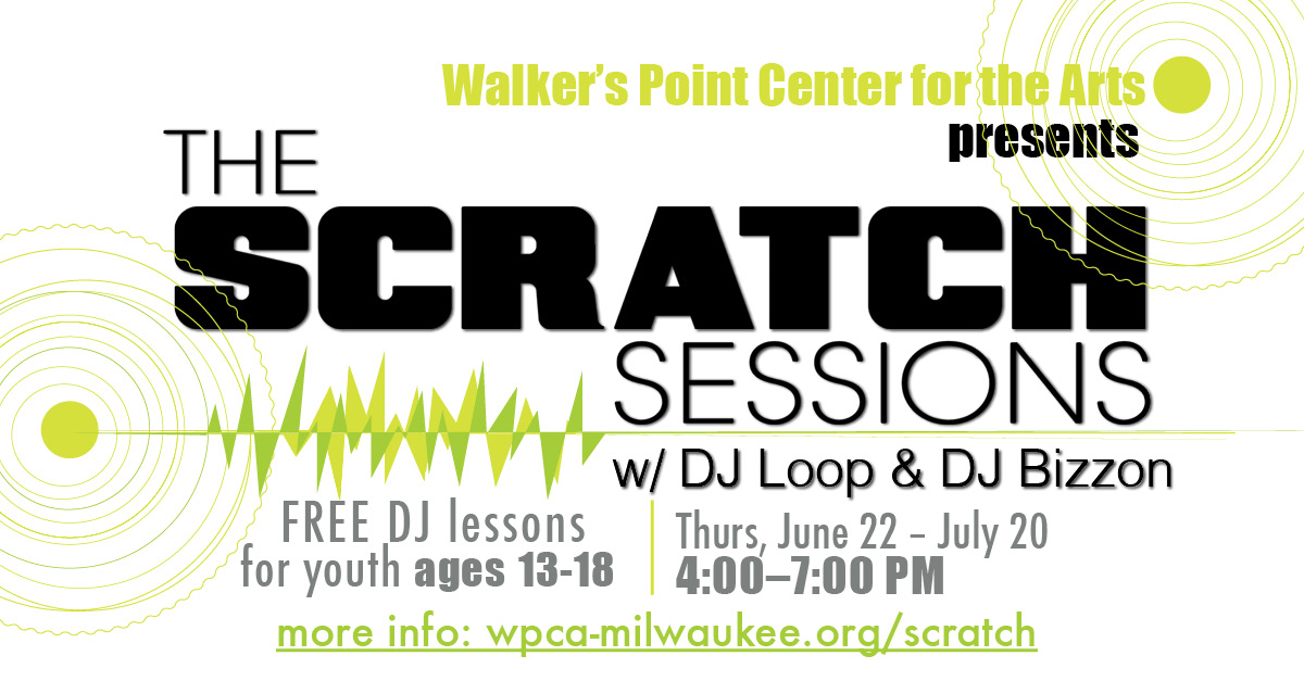 Youth DJ Workshop W/ The Scratch Sessions