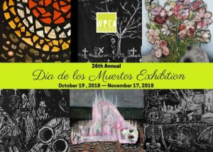 26th Annual Dia de los Muertos Exhibition @ Walker's Point Center for the Arts