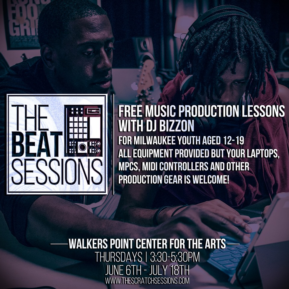 The Beat Sessions: Music Production Lessons For Youth